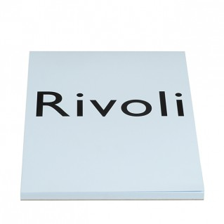 Carta Pura Briefpapierblock Rivoli