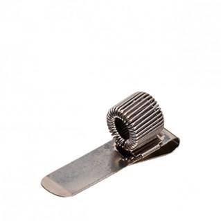 Stiftehalter mit Clip für einen Stift