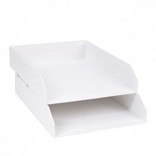 Bigso Box Dokumentenablage Hakan weiß