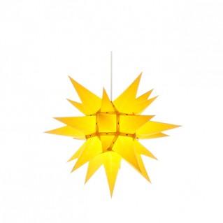 Herrnhuter i4 Innenstern 40 cm gelb