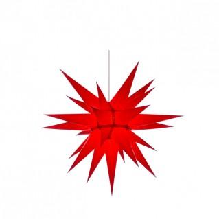 Herrnhuter i6 Innenstern 60 cm rot