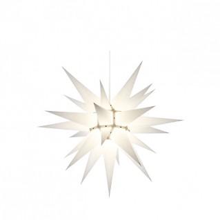 Herrnhuter i6 Innenstern 60 cm weiß