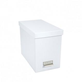 Bigso Box Hängemappenbox Johan weiß