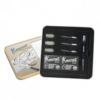Kaweco Kalligrafie Set schwarz