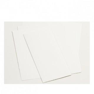 MaySpies Echt Bütten Karten hochdoppelt DIN-lang