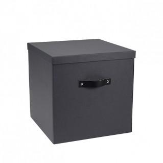 Bigso Box Aufbewahrungsbox Texas schwarz