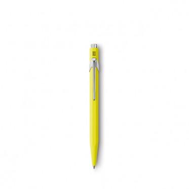 Kugelschreiber-849-gelb-fluo-Caran-d'ache.jpg