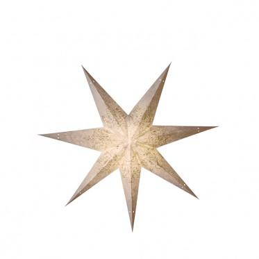 Starlightz Stern Norah 60cm weiß