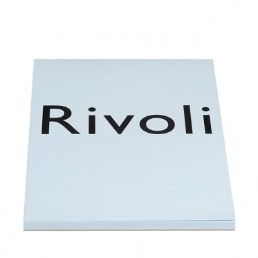 Carta Pura Briefpapierblock Rivoli