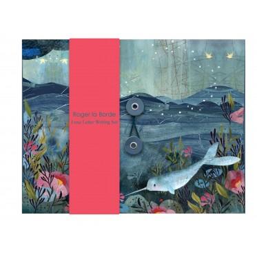 Roger la Borde Briefpapier-Set Sea Dreams