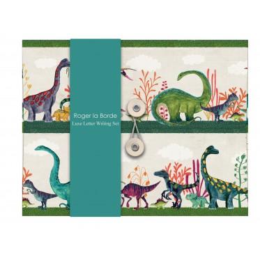 Roger la Borde Briefpapier-Set Dino Mighty