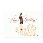 Souci Grußkarte Happy Birthday