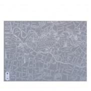 Geschenkpapier Berlin Map Klang und Kleid